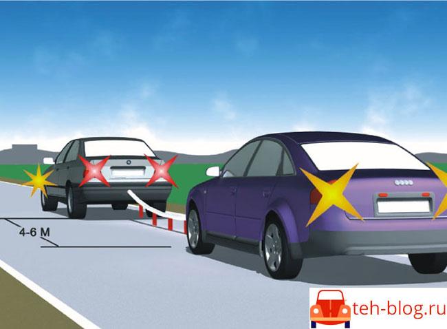 как правильно буксировать автомобиль на гибкой сцепке
