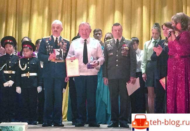 фестиваль военно-патриотической песни Память