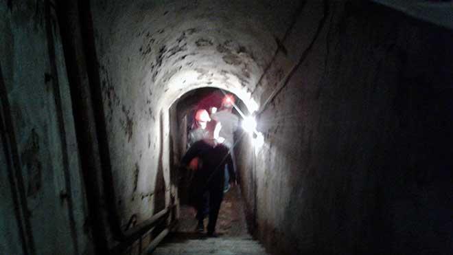 Бункер Жукова в Самаре